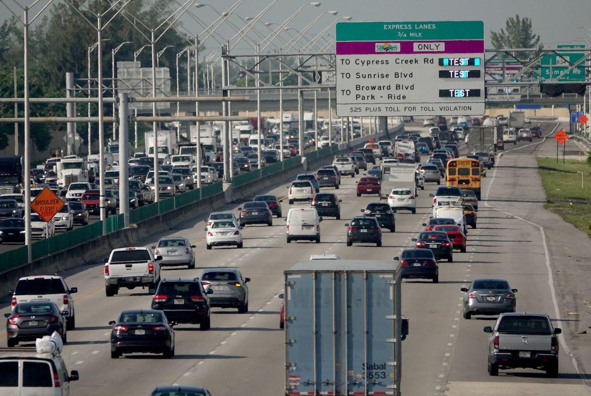 Pakar dan Pemerintah Sepakat Jalan Utama Di Washington Harus Jadi Tol