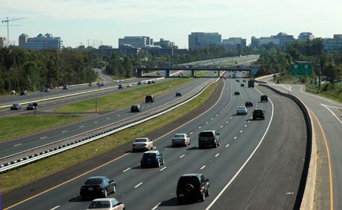 Dulles Toll Access Roads - VA Route 267