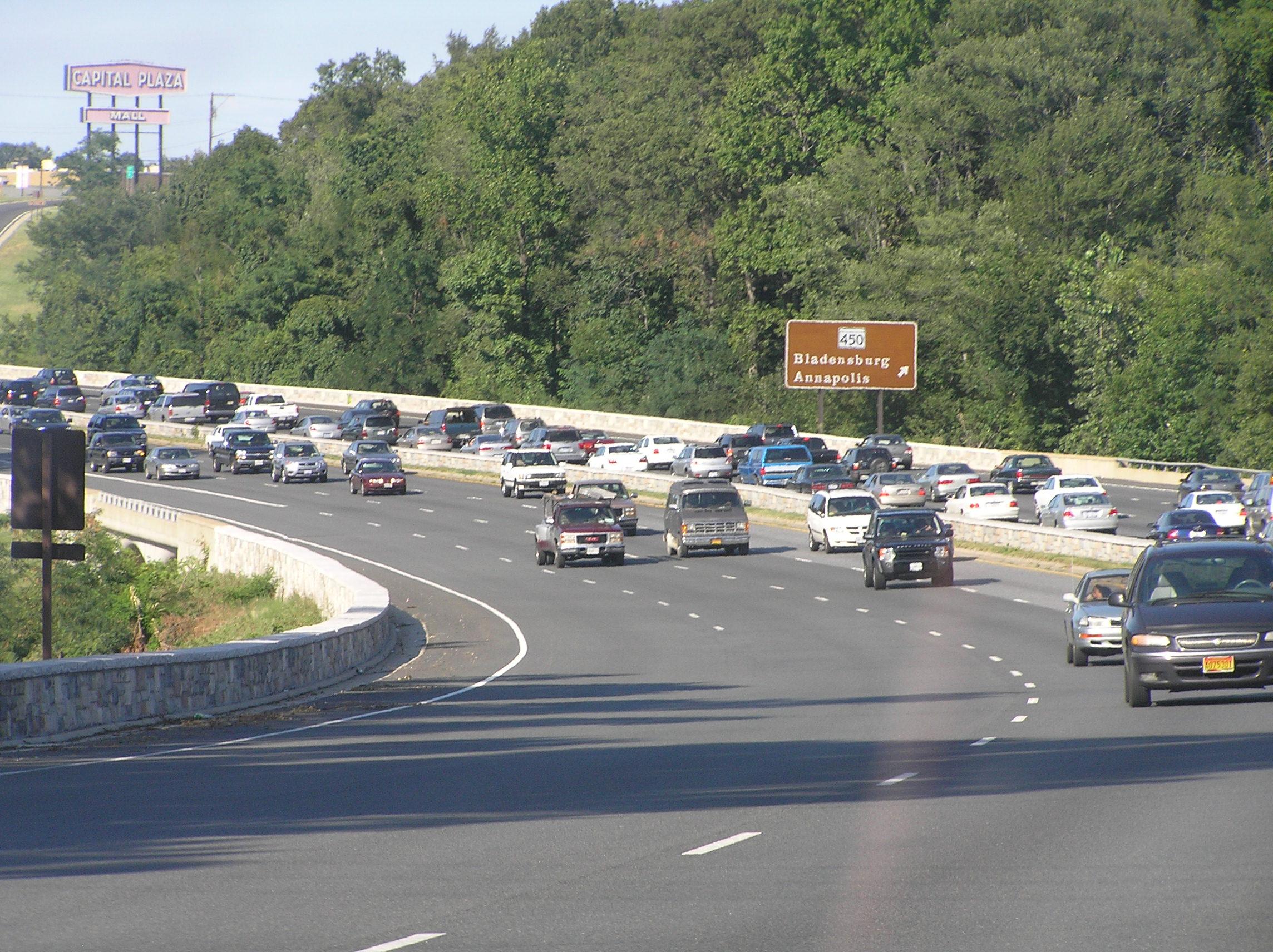 Interstate -295 - Baltimore-Washington Parkway