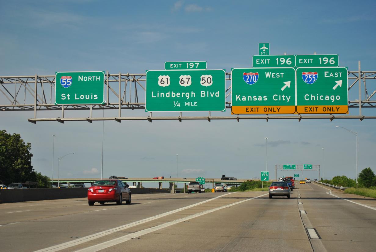 Street Interstate 270