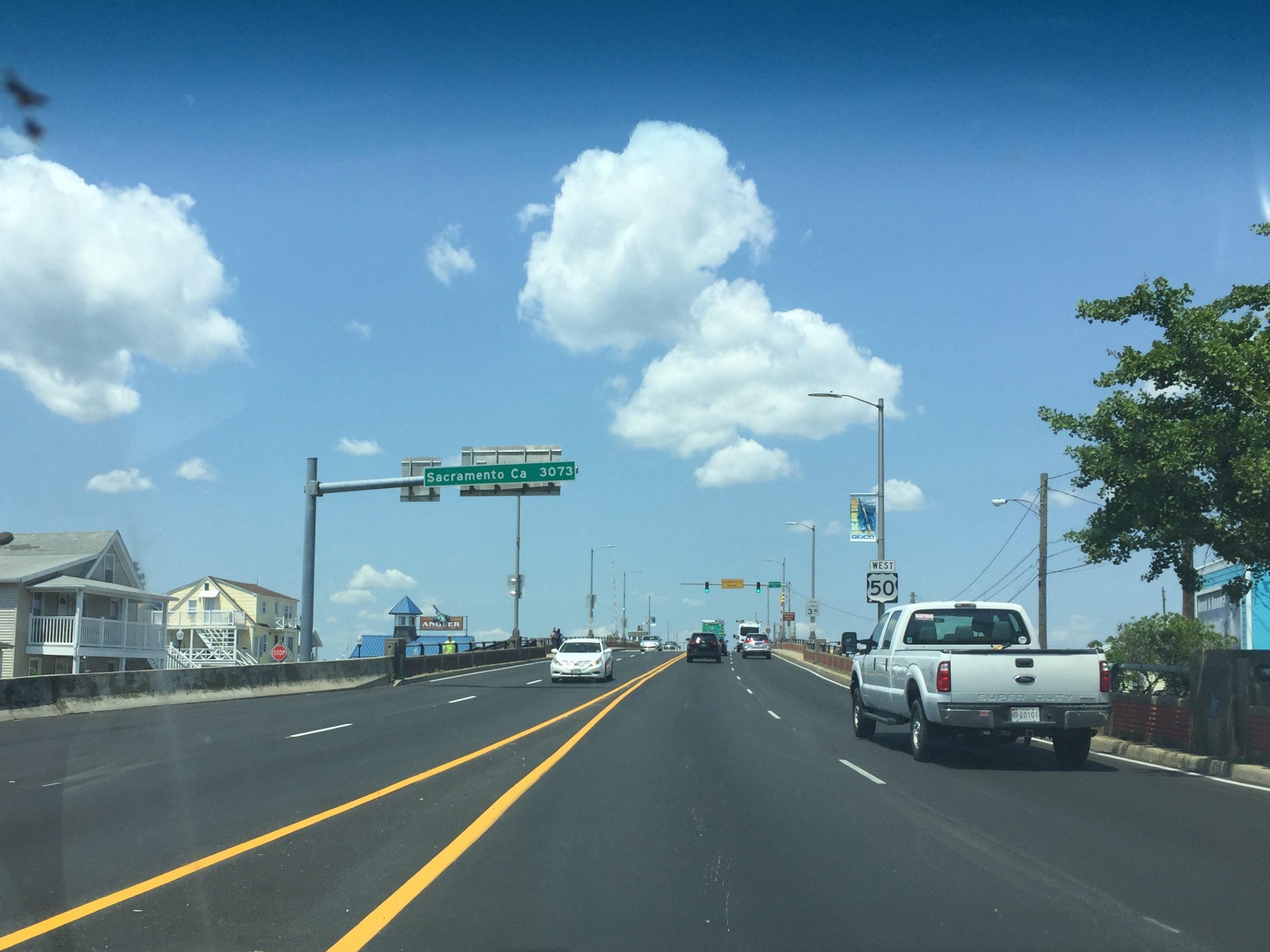 Street US-50