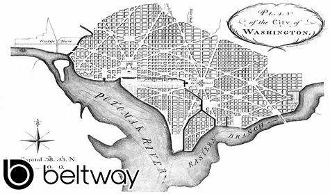 Mengenal Jalanan dan Jalan Raya di Washington, DC